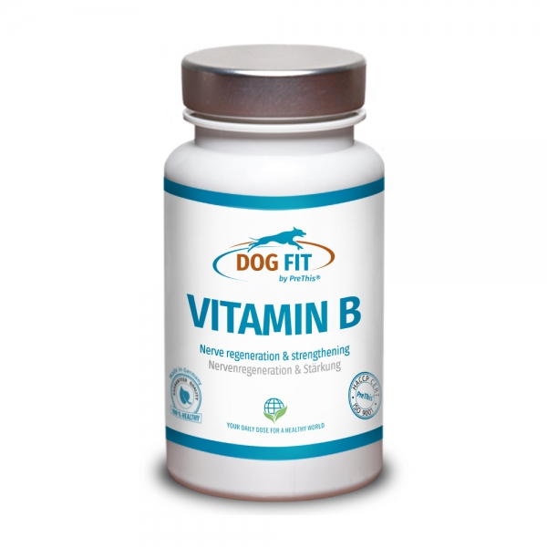 DOG FIT by PreThis Vitamin-B - Nerven & Stoffwechsel