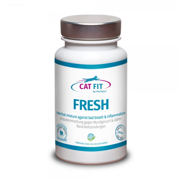 CAT FIT by PreThis® FRESH - Frischer Atem